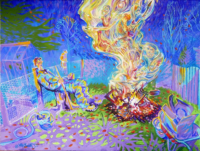 Bonfire of Unrequited Dreams